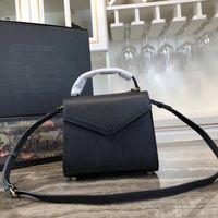 سيدة المحافظ سيدة CROSSBODY حقيبة جلدية حقيقية محافظ أزياء ذات جودة عالية الأجهزة استعادة سبل القديمة سعة كبيرة