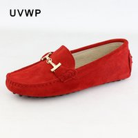 Shoes Woman 2019 Genuine Leather Women' s Flat Shoes Cas...