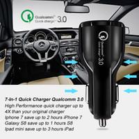 Qc3.0 Dual Usb Autoladegerät Für Samsung Schnellladegerät Für Iphone Ladegeräte 5V 3A Tragbares Ladegerät Für Samsung Galaxy S9 Plus