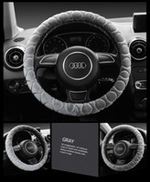 Best- selling car steering wheel cover four seasons universal...