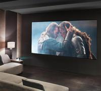 ميني الرئيسية العارض لاسلكية واي فاي مشاهدة أفلام المحمولة بقيادة دعم HD 1080P العارض الصغيرة 300 بوصة حجم التوقعات