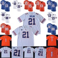 Florida Gators del calcio Jersey Fred Taylor Jack Youngblood Joe Haden Reggie Nelson Maurkice Pouncey Brandon Spikes Mike Pouncey Hargreaves