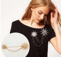 الرجال النساء خمر بروش تشيكوسلوفاكيا ستون دبوس مجوهرات مصمم دبابيس الهدايا جودة عالية جديد تماما