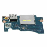 originale USB Laptop Port / SD Card Reader IO Circuit Board per Dell XPS 13 9343 9350 9360 AAZ80 LS-C881P H2P6T 0H2P6T
