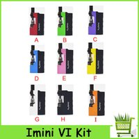 Original imini Thick Oil Cartridges Vaporizer Kits 520mAh Bo...