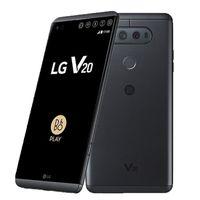 Original LG V20 H910 H918 VS995 4 GB / 64 GB 5,7 Zoll Dual 16MP + 8MP Android OS 7.0 4G LT überholte Handy entsperrt