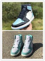 2019 Best 1 High OG Turbo Green MEN Basketball designer Shoe...