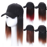 For Girls & Lady Cap Straight Hair Extensions 100% Read Huma...