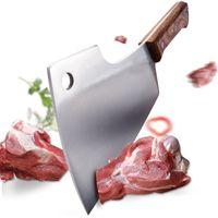 Coltello da cucina professionale in acciaio inox Knives da cucina Burtcher Coltello a mannaia Coltello da cucina Coltello da cucina