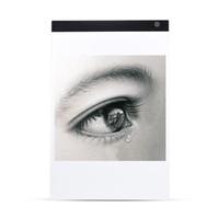 Портативный A3 LED Light Pad Box Drawing Трассировка Tracer Copy Board Tablet Pad оригиналодержателя для Даймонда Картина татуировки Sketching
