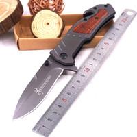 للطي سكين جيب سكين التكتيكية القتالية بقاء متعددة الوظائف التخييم السكاكين HuntingOutdoor السكاكين EDC صلابة عالية أدوات متعددة