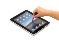 Touch Screen penna stilo universale dello stilo capacitivo della penna proiettile telefono Android touch pen Tablet PC trasporto libero CMB02