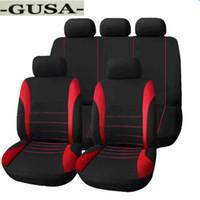 5 kits de amortiguador del coche nuevo todo incluido ecológica cubierta de asiento de la cubierta del asiento GUSA GUSA cuatro estaciones del interior del coche prod envío libre