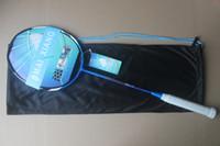 Espada valiente 12 raquetas de bádminton de alta gama Nano Carbon BS-12L bádminton raqueta