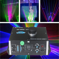 Full Color 3000MW RGB Laserman Animation Lighting Lighting Show Attrezzature DMX Ilda Laser Stage Proiettore DJ luci
