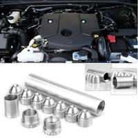 Nuovo Alluminio 1 / 2-28 NAPA 4003 WIX 24003 auto CARBURANTE FILTRO 1X6 Solo per auto usate
