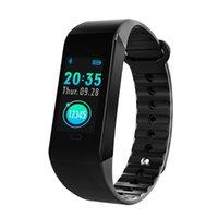 W6s السوار الذكي لضغط الدم معدل ضربات القلب مراقبة الرياضية تعقب ساعة يد ذكية Bluetooth
