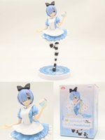 Anime Anime Re Life in a Different World From Zero Ram Rem C...