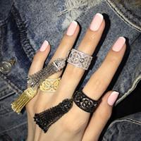 Fashion- Berühmte Marke Royal Quaste Crown justierbare Ringe 925 Sterlingsilber für Frauen mit Top-Qualität Zirkon Ring bague femme KO Schmuck