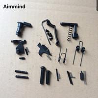 تعزيز AR-15 أجزاء السفلى كيت 223 / 5.56 الربيع عدة استبدال صالح للحصول على 223 shiping مجانا