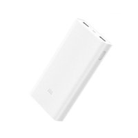 Xiaomi Mobile Power Banks 20000mAh USB Adapter 12V 2. 0A Quic...
