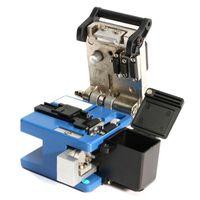 FC-6S High Precision Optical Fiber Cleaver Stripping cortador cortador Ferramentas fibra para Sumitomo