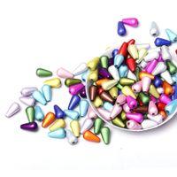 ネックレスやリングやブレスレットやイヤリングアクセサリーを作る宝石類のための3Dドロップミラクルビーズ安いバルク卸売