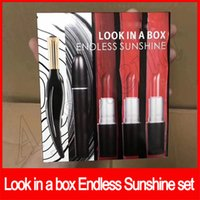 2019 New Famous brand lip makeup Look in a box Endless sunsh...