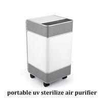 Hava Temizleyici Hava Temizleme ESP Teknoloji uvc lamba hava temizleme Arıtma sterilize uv fabrika doğrudan satış Ticari Tıbbi Sınıf