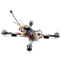 Skystars G730L HD GPS 6S 7Inch FPV Гонки Drone с F4 50A Blheli_32 RGB Mini M8N BNF - Frsky XM + приемник