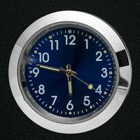 Auto orologio luminoso Mini Automobile Inserire interno Digitale Guarda Meccanica quarzo Orologi decorazioni Automotive accessori regalo aC BH3510