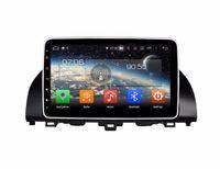 """4GB + 64GB 8 CORE 10.1 """"Lecteur DVD de voiture Android 8,0 pour Honda Accord 2018 GPS Audio Stéréo Stéréo Bluetooth WiFi Miroir-Link USB DVR"""