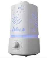 Heißer Verkaufs-1500ml Ultraschall-Luftbefeuchter für Heim Diffusor Humidificador Nebel-Hersteller 7Color LED Aroma Diffuser
