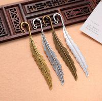 Segnalibri di piume favori per la festa dei monili per il rendimento dei gioielli Regalo di nozze Giveaways 11.6cm (4 5/8