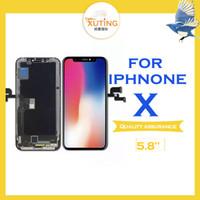Neue Ankunfts-vollkommene Farbe Tianma OEM-Qualität OLED LCD für iPhone X No Dead Pixel-Anzeige für iPhone X LCD-Replacement mit freiem Verschiffen