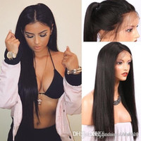 Fashion new wig Brazilian wig without glue full front wig + ...