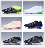 Top Sales Mens Copa 19 Cleats FG Soccer Shoes for classics L...