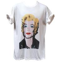 МАЙКЛ ДЖЕКСОН T-Shirt Art Смешной Printed Graphic Unisex Tops футболочку Выборочная специальная печать