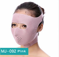 Delicate V Face Slimming Thin Mask Facial Massage Belt Facia...