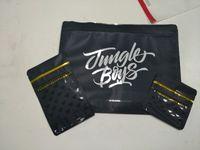 3,5 g de 1 libra Jungle Boys Smell bolsas resistentes a prueba de niños con bolsa Jungleboys se levanta la bolsa Flores de la hierba seca 6 Sabores etiqueta