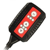 TROS auto globale Intelligent Power Control System X-722 Custodia per Citroen C2 C3 C4 03-05 -06 C5 04-07 Xsara 03-04 Peugeot 206 307 407