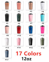 FedEx 17 Colors 12oz Travel Mug with Leakproof Lid 380ml Sta...