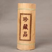 500g Сырье Pu Er чай Юньнань бамбуковая трубка Iceland Древнее дерево пуэр чай Органический Pu'er Старые чайного дерева Зеленый Пуэр Природные Пуэр