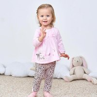 Baby Girls 2pcs 2019 New Spring Autumn Cotton Long Sleeves P...