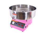 Free shipment commercial ETL CE flower candy floss machine, c...