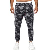 Hommes Camouflage pantalons Position tactique Leggings Pocket Pantalons longs pour Casual Homme Printemps Automne flexible Camouflage Pantalon homme