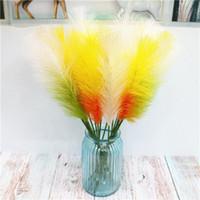 Моделирование Одной Ветки Рид Цветок Home Decor Свадьба Празднование Цветы Новые Прибывает Продать Хорошо 2 3hx J1