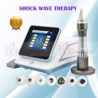 HEISSE Artikel Gewindewelle Shockwave-Physiotherapie-Maschine für ED-Behandlung / elektromagnetische Stoßwellen-Therapie für Cellulite-Reduktionsbehandlung