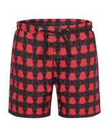 hot19 de verano de natación caliente pantalones cómodos traje de baño de aguas termales de luz transpirable pantalones de playa estiramiento de los hombres respirables 606 S37