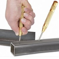 자동 센터 핀 펀치 봄이 시작 구멍을 표시로드 도구 목재를 눌러 덴트 마커 목공 도구 드릴 비트